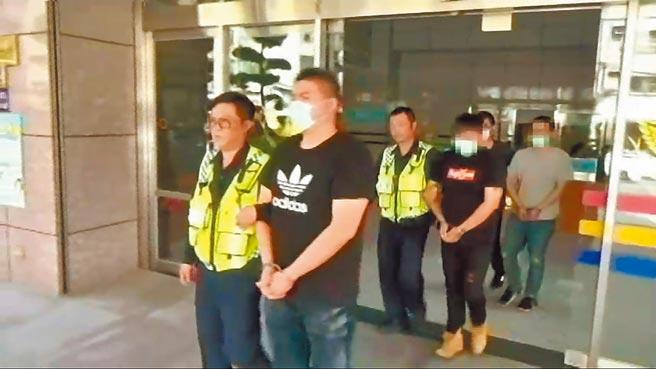 警方破獲簡姓男子為首的詐騙集團。(警方提供)