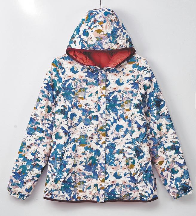 【復興館】TRAVELER雙機能防水撥水羽絨外套(女)原價8900元,特價6675元,限量10件。(SOGO提供)