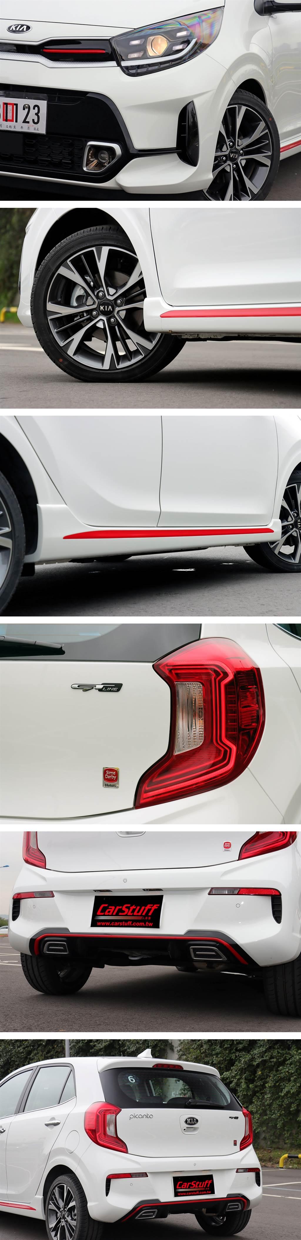 「以小搏大」的實力派小車,2021 KIA Picanto GT-Line 小改款
