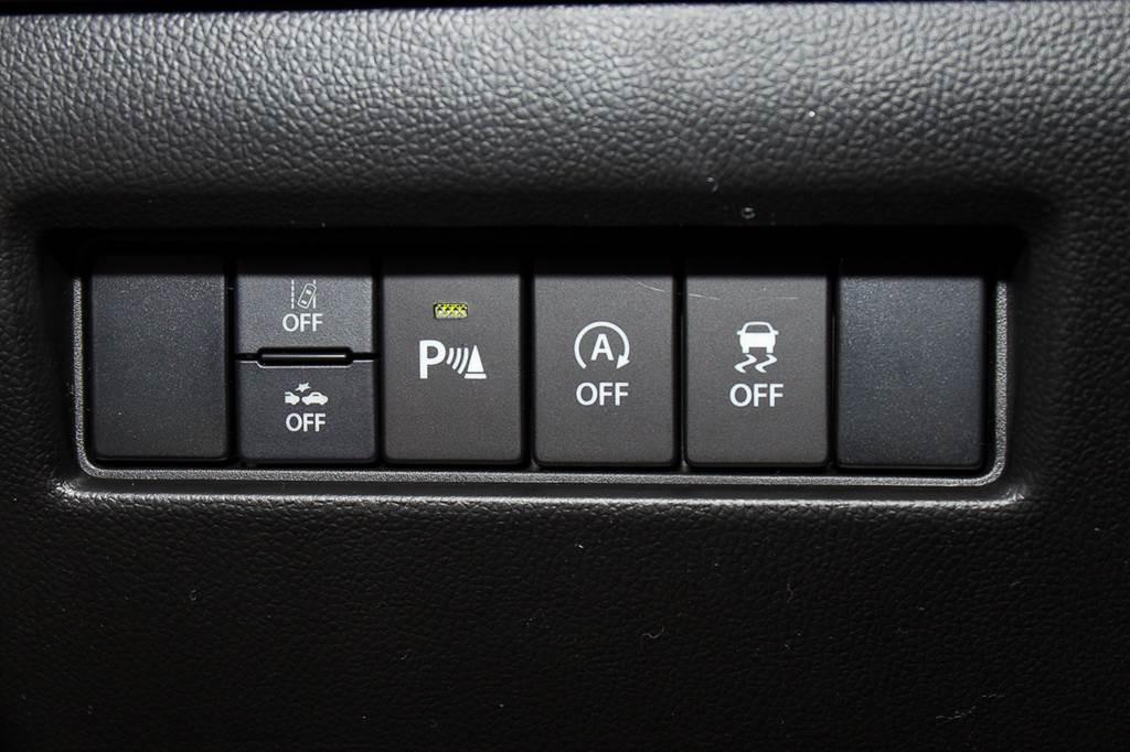 自Jimny上市後Suzuki車款逐步導入ADAS系統。