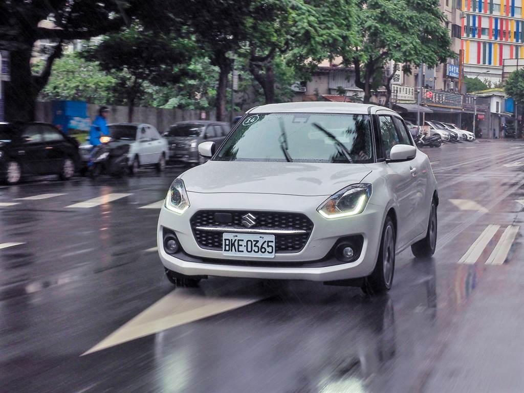渦輪換電也很型 Suzuki Swift Hybrid試駕