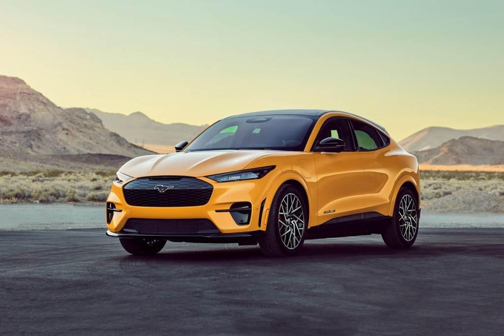 賣太好?Ford傳有意推出性能更強的Mustang Mach-E