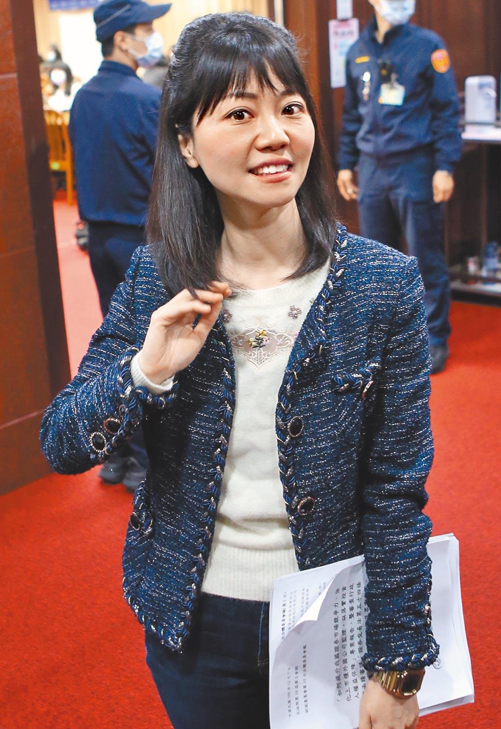 農委會核發的「台灣豬標章」公信力全失,綠委高嘉瑜昨砲轟政府不負責任。(本報資料照片)