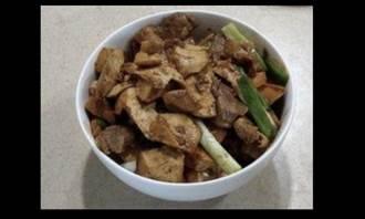 李復甸》祚肉出頭刀 吃不完就做回鍋肉吧!
