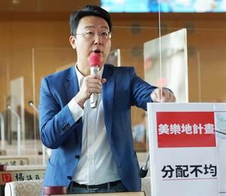 盧秀燕就職兩周年報告 陳世凱:仍有相當大進步空間