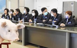 台中市議會國民黨團新戰袍 期能發揮統合戰力