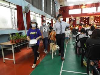 南市教局推動生命教育 讓學生關懷動物