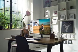 三星推出智慧聯網螢幕M7/M5免接電腦 娛樂辦公一手包