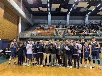 UBA男籃 世新預賽10勝挺進8強複賽