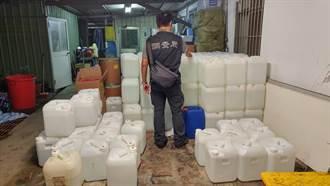 查緝囤積防疫物資 意外破獲毒咖啡包工廠