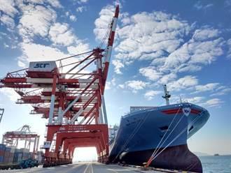 萬海新造智能船「如春輪」首航蛇口港 趕上市場熱烈需求