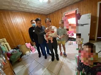 父賣嬰兒車籌醫藥費 中市府:助找工作、電視主播送冰箱