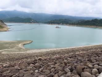 水库上游集水区少雨 仅歷年平均值6成5