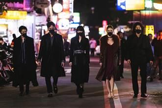 鍾瑶、曹晏豪情定《狂歡時刻》!戴口罩上街引側目