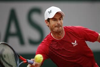 網球》退而不退 莫瑞收到澳網外卡邀請