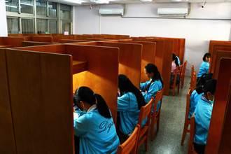 東港高中全年無休K書中心啟用 背藏一段小故事