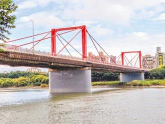 新北光復橋 耐震補強完工
