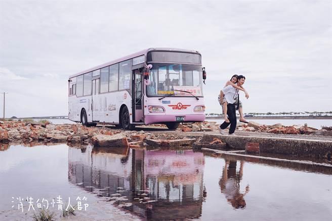 MOD 、Hami Video独家抢播《消失的情人节》。(中华电信提供/黄慧雯台北传真)