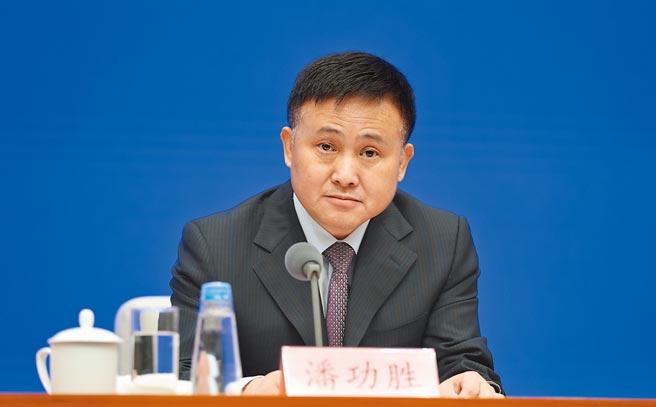 中國人民銀行副行長潘功勝。(中新社資料照片)