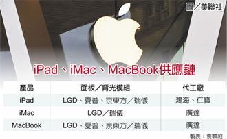 新iMac量产 瑞仪、广达进补
