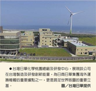 台灣日華深耕技術研發 產品橫跨紡織、染整到高科技