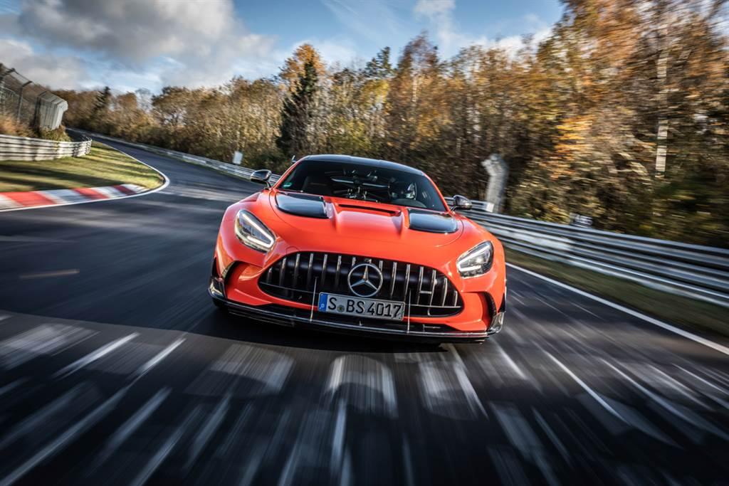 Mercedes-AMG GT R即將於明年迎來停產!王位由Black Series繼承