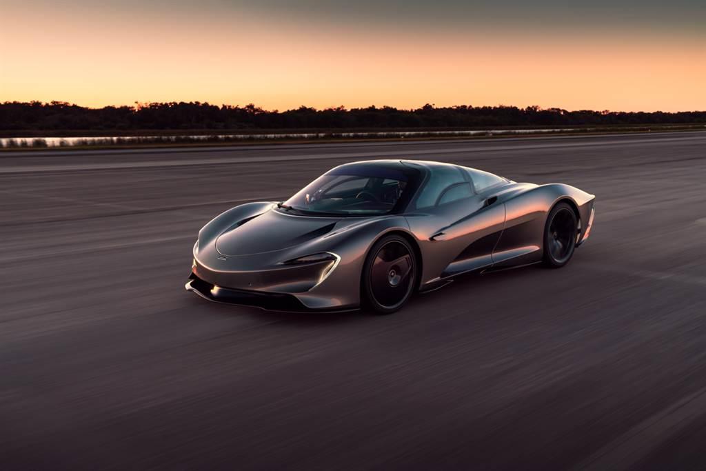 McLaren確認無SUV與電動車研發計畫!未來將以油電科技迎戰法規