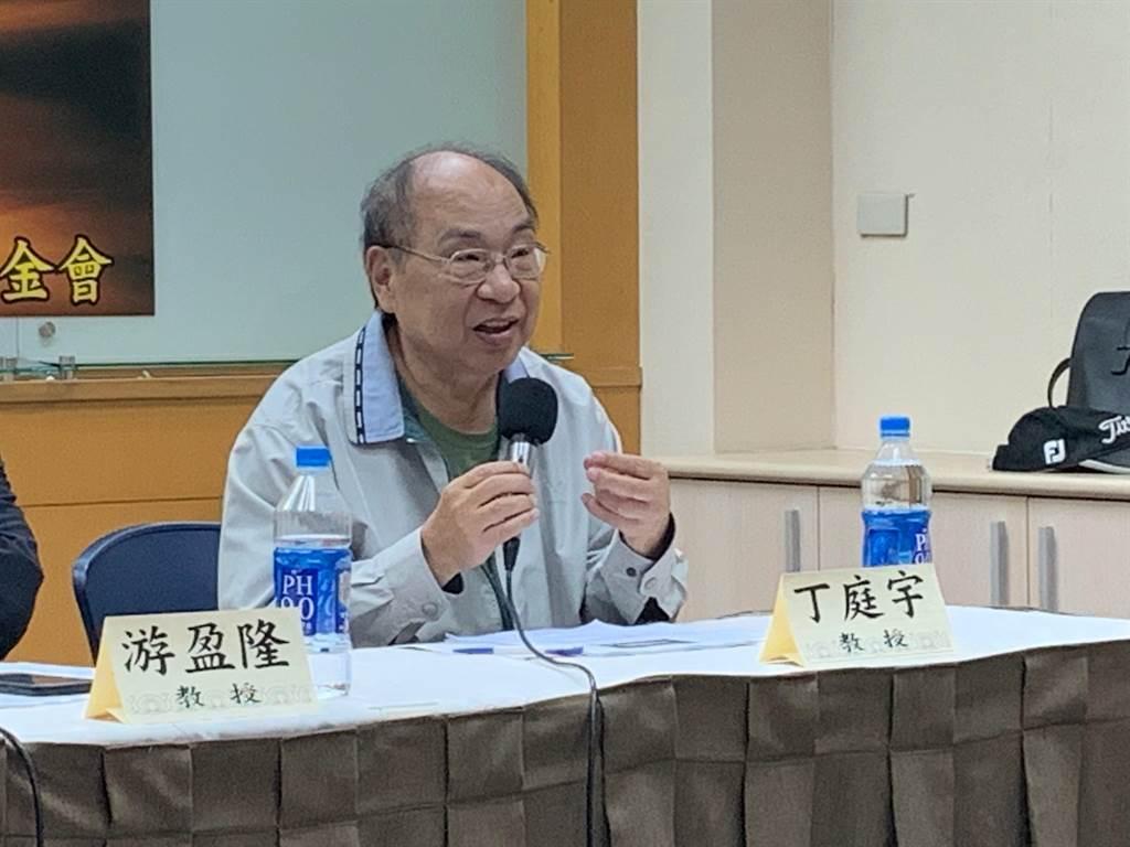 前台北市副市長丁庭宇。(圖/本報系資料照)