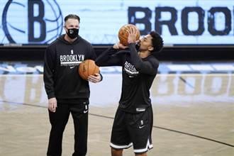 NBA》籃網開季就折將 丁維迪膝傷報銷