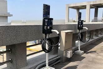 每度電 6 元:華城 EVALUE 竹科十座充電站,明年 1/1 起開始收費