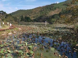 南庄向天湖曾有2架軍機失事墜毀 前後正好相差10年