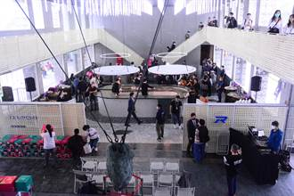 台鐵花蓮禮賓候車室元月啟用 最大地方特色「賞戰機」