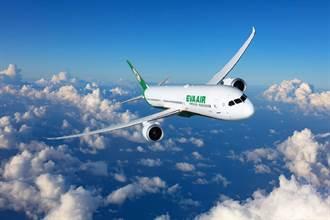 疫情嚴峻 長榮航明年1月底前暫時停飛「台北-倫敦」客貨機航班
