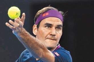還是放棄了 費爸不打明年澳網