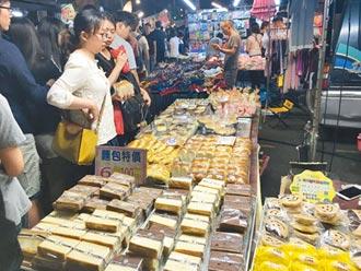 台中女力购 促销传统市场及夜市