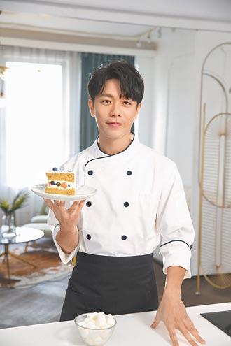 韋禮安做蛋糕拍MV發燒急就醫
