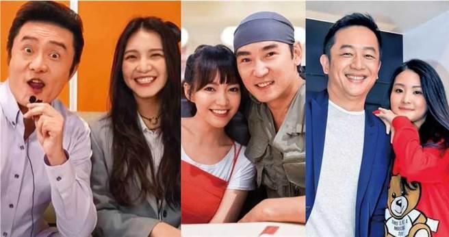 李紫嫣(左)、焦曼婷(中)、陳品兒(右)都是網友公認的美麗星二代。(圖/翻攝自臉書)