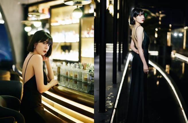 李溪芮是演藝圈內能唱能演的實力派女星之一。(圖/摘自微博@李溪芮工作室)