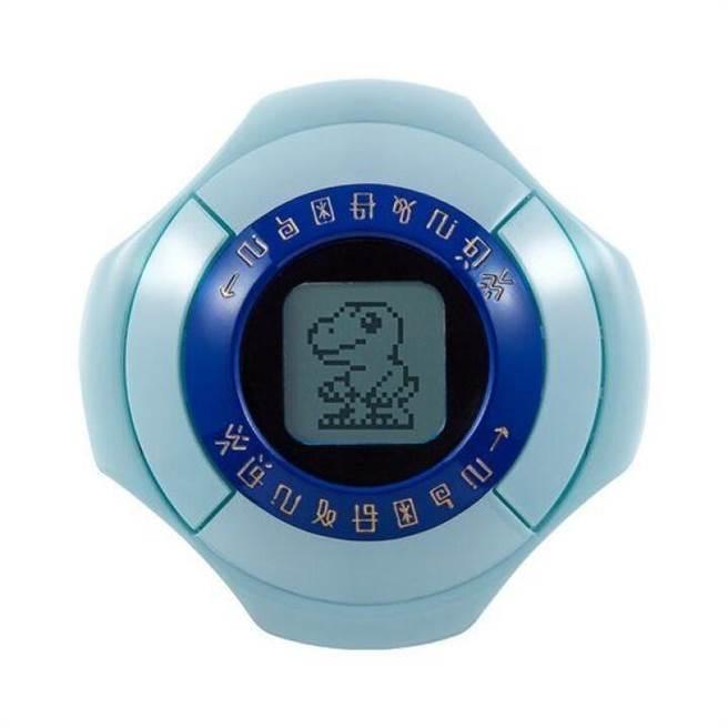 蝦皮購物的數碼寶貝新神聖計畫怪獸對打機,2800元。(蝦皮購物提供)