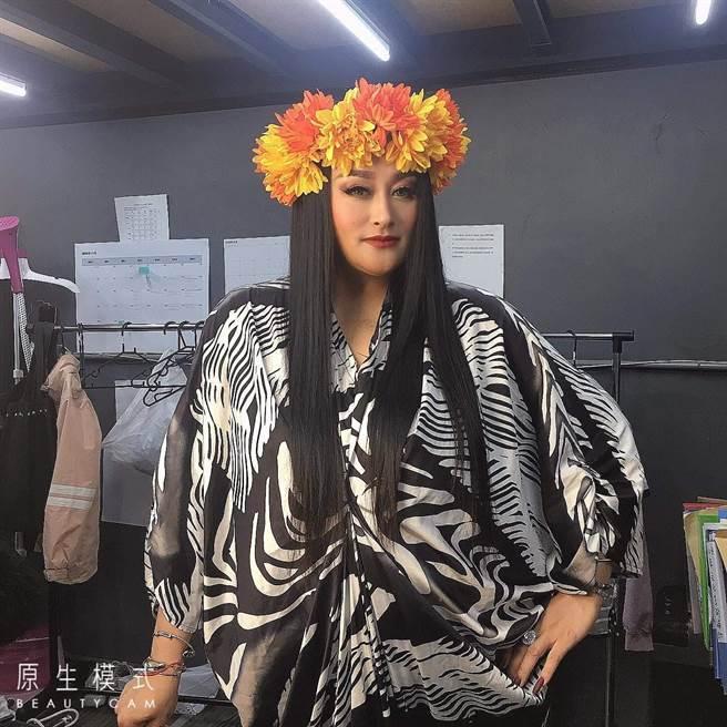 43歲的「金曲歌后」紀曉君20日才在臉書公開懷第3胎的喜訊,不料才隔一個星期,她就宣告流產。(摘自臉書)