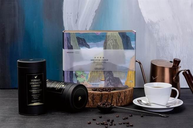 (六福旅遊集團攜手國立歷史博物館打造「驚豔臺灣精品咖啡」,探索雲端禮盒櫻都密處理與玉山黑櫻桃,結合果香和茶香的咖啡。圖/六福旅遊集團提供)