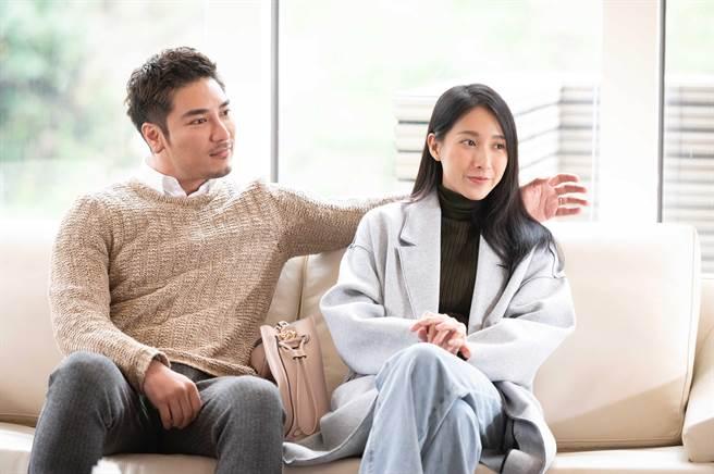 羅平、楊晴分享跨年計畫。(TVBS提供)
