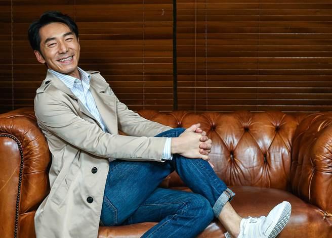 李李仁在片中詮釋跨性別者的角色。(粘耿豪攝)