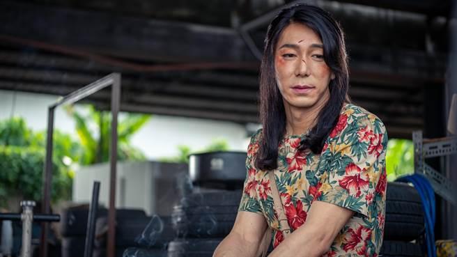 李李仁在《迷失安狄》中演繹跨性別者的痛苦人生。(滿滿額娛樂提供)