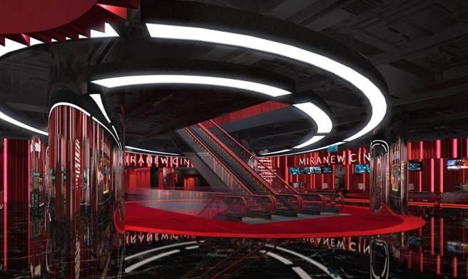 美麗新宏匯影城原定31日開幕日當天,舉辦「享樂$99看電影」活動,將延至2021年1月28日。(宏匯廣場提供)