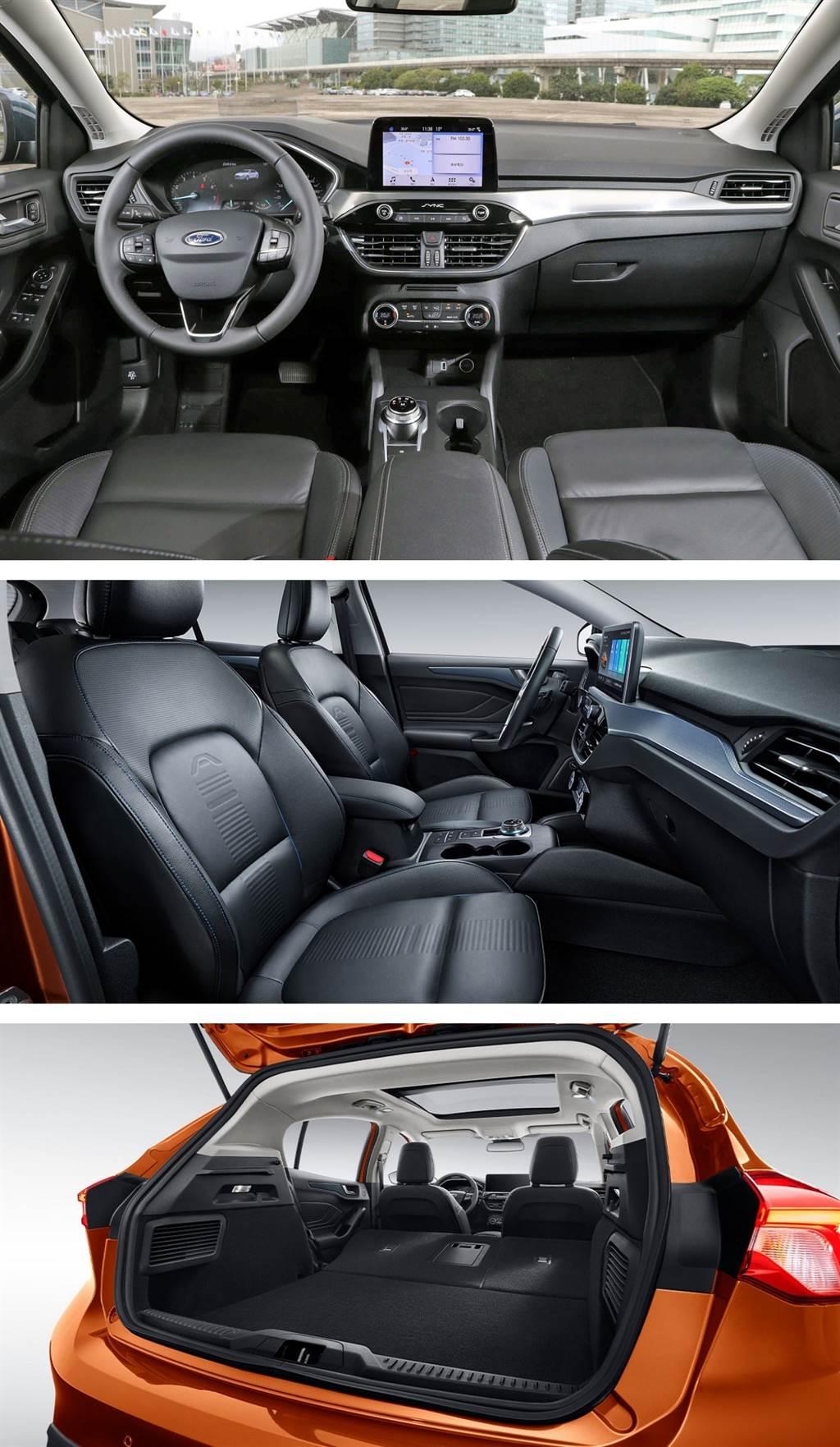 「加高掀背車」Ford Focus Active Crossover 規格即將於 1/8 發表