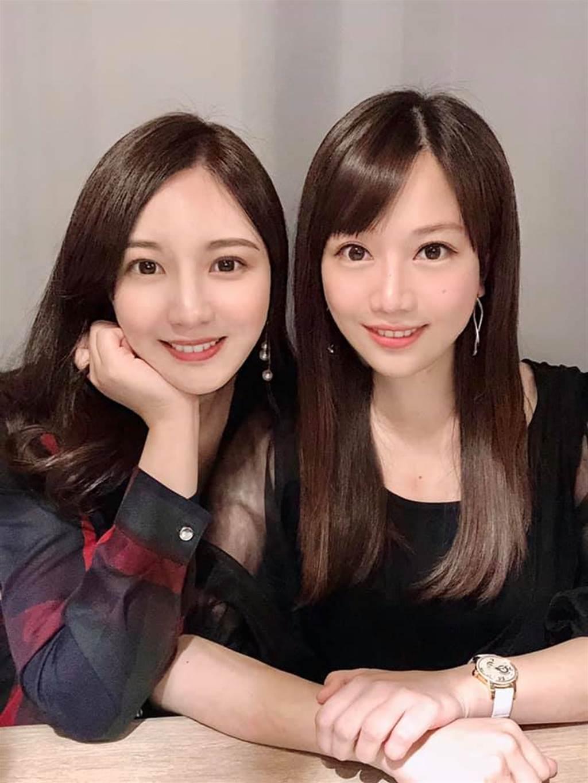 蔡尚樺和虞承璇同框,網友覺得兩個人長很像。(圖/IG@虞承璇)