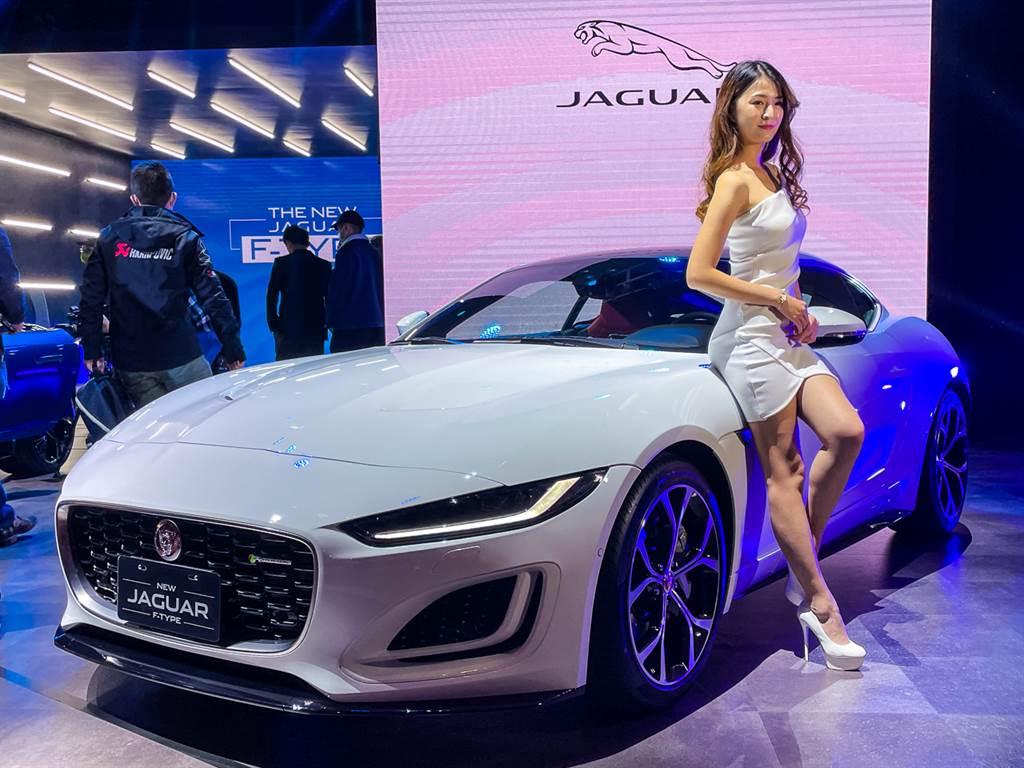 英式賽道工藝 JAGUAR F-TYPE 366萬元起登台