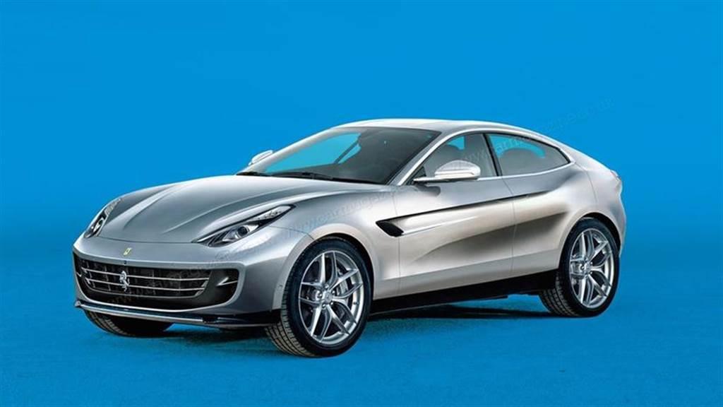 法拉利電動休旅車預計 2024 年起陸續推出,而且還會有二台!