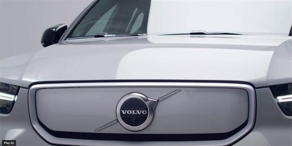 Volvo 全新電動車可能是 XC40 Recharge 轎跑版本:明年 3 月發表、9 月開賣上市